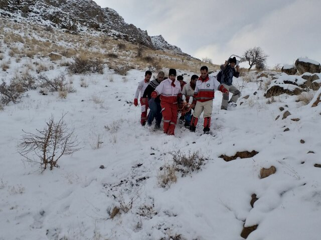 نجات کوهنورد