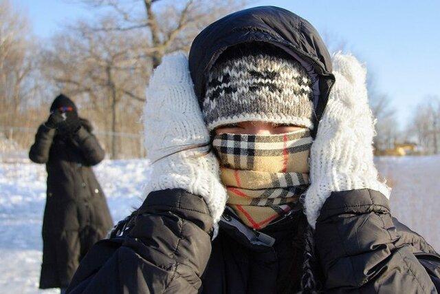 سرما زمستان