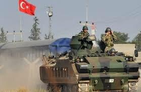 نیروهای ترکیه در عراق