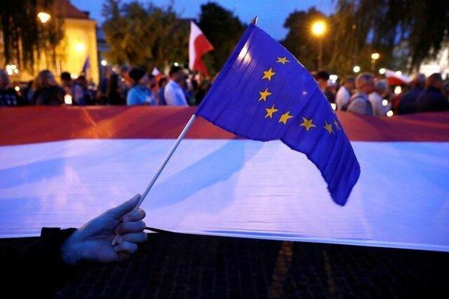 لهستان و اتحادیه اروپا