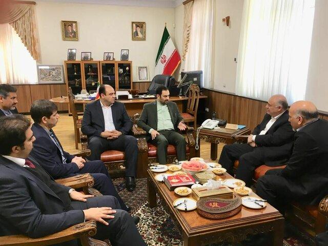 سفیر کشورمان در ارمنستان