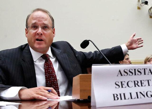 معاون وزیر خزانهداری آمریکا در امور مقابله با تأمین مالی تروریسم