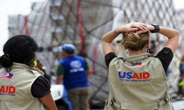 کمکهای آمریکایی به فلسطین
