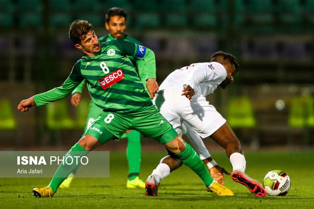 پلیآف لیگ قهرمانان آسیا - دیدار تیمهای ذوبآهن و الکویت کویت