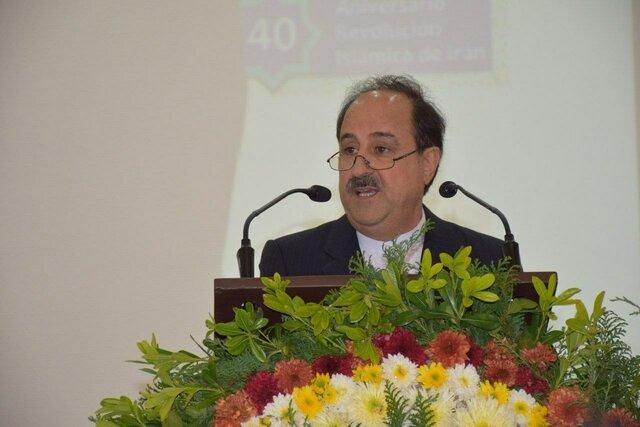 سفیر ایران در مکزیک