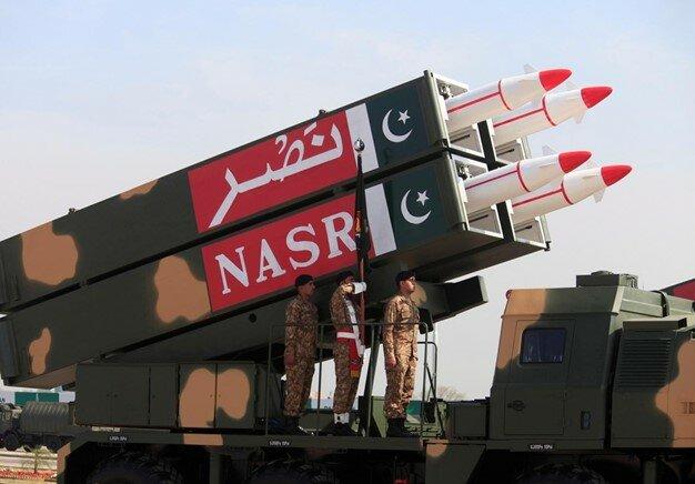 موشکهای پاکستان