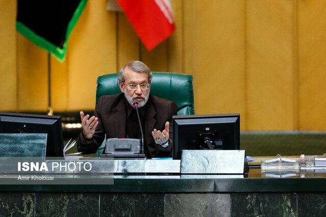 علی لاریجانی رییس