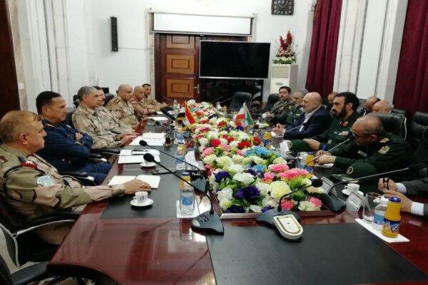 نشست امنیتی بغداد