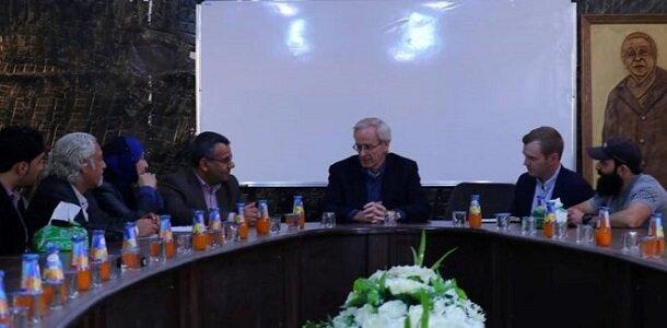 هیئت آمریکایی در شمال سوریه