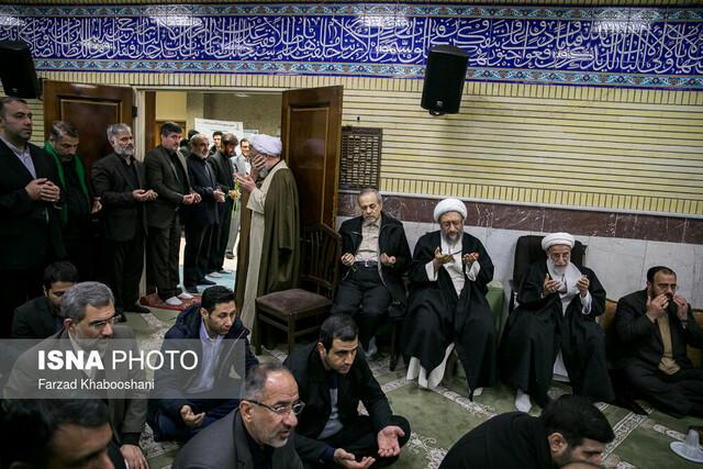 بزرگداشت آیت الله محمد مؤمن قمی در شورای نگهبان