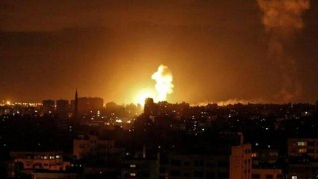 حمله اسرائیل