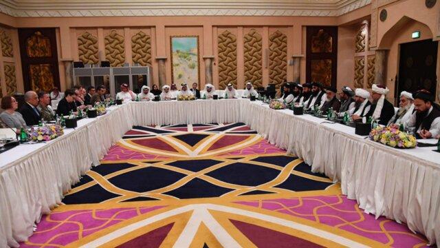 مذاکرات طالبان و آمریکا