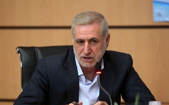 برزین ضرغامی مدیر عامل سازمان زیباسازی شهرداری تهران
