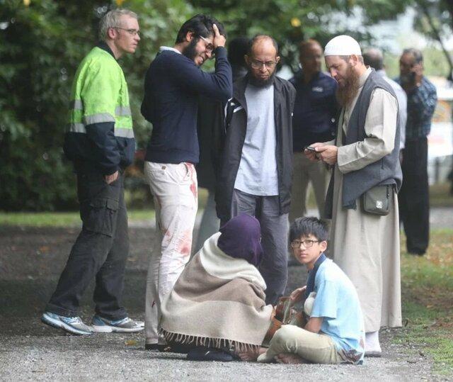 حمله به دو مسجد در نیوزلند