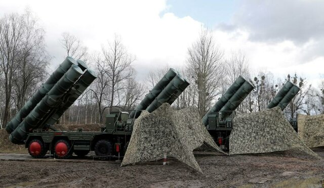 سامانه های اس-400 روسیه