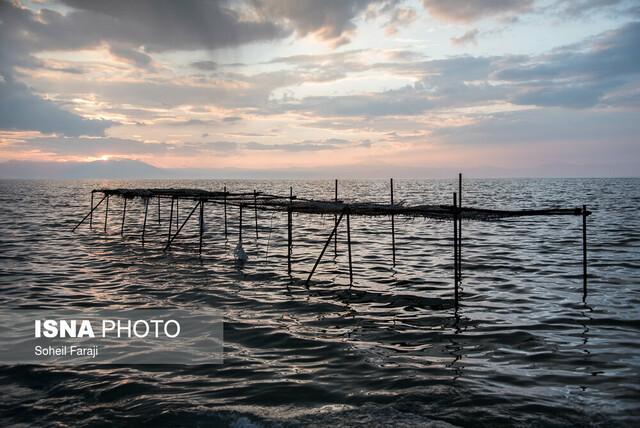 ایران زیباست؛ حالِ خوشِ «دریاچه ارومیه»