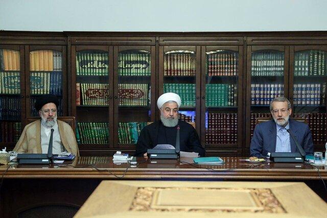 جلسه شورای عالی هماهنگی اقتصادی