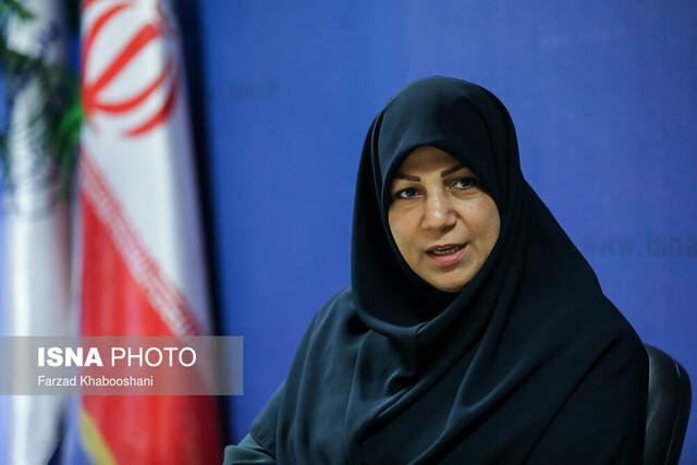 ناهید حیدری - مدیرکل تامیناجتماعی غرب تهران بزرگ