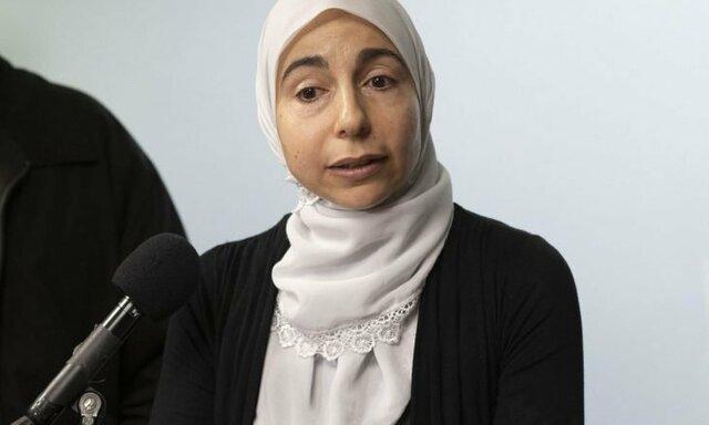بهیه عماوی، آمریکایی فلسطینیتبار