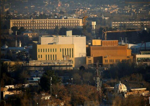 سفارت آمریکا در افغانستان