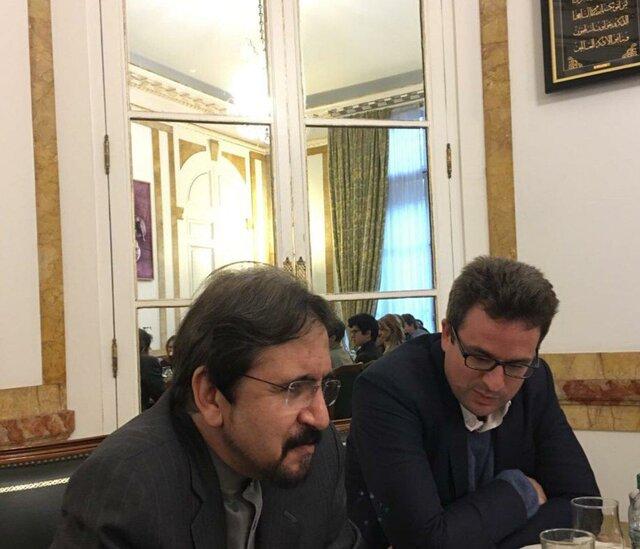 سفیر ایران در فرانسه