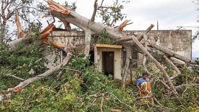 طوفان موزامبیک
