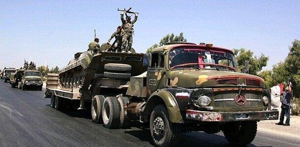 تجهیزات ارتش سوریه