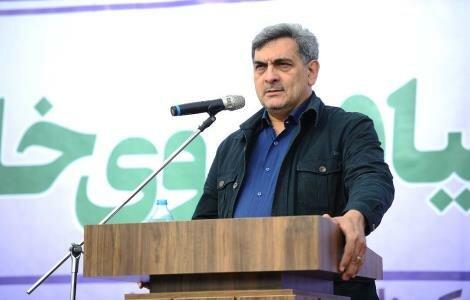 حناچی شهردار تهران