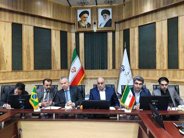 سفیر برزیل کرمانشاه