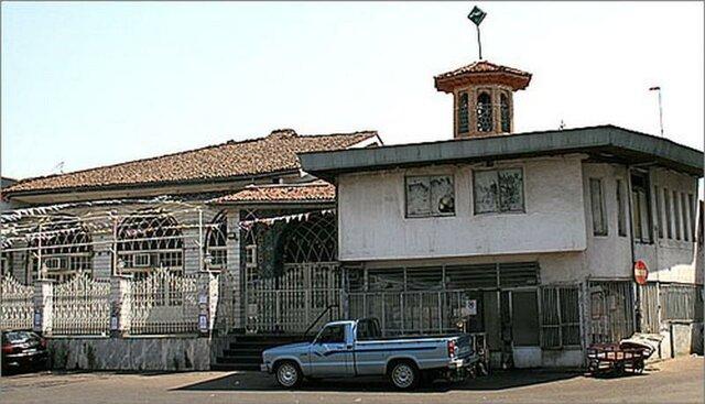 مسجد صفی