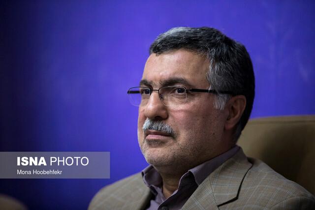 نشست خبری محمدرضا ظفرقندی، رییس کل سازمان نظام پزشکی