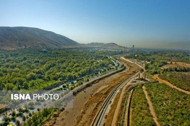 طرح بازنگری باغ های شیراز