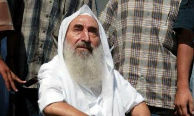 شیخ احمد یاسین