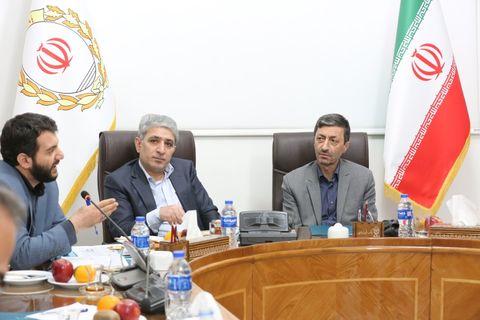 بانک ملی ایران حامی امداد در کشور