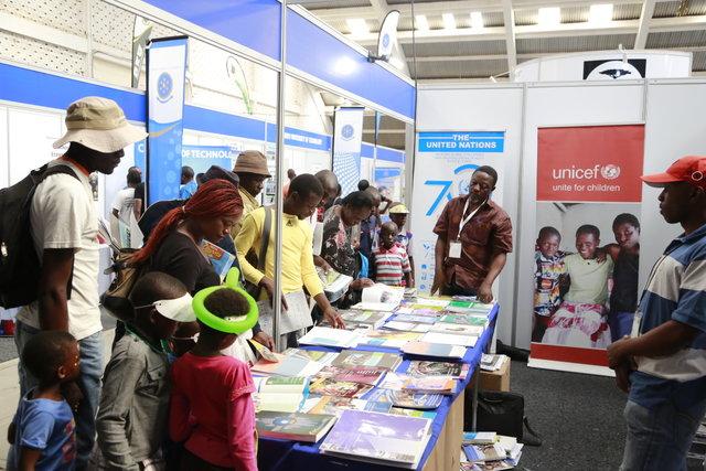 نمایشگاه کتاب زیمبابوه