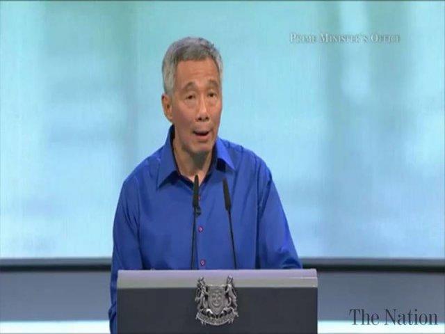 نخست وزیر سنگاپور