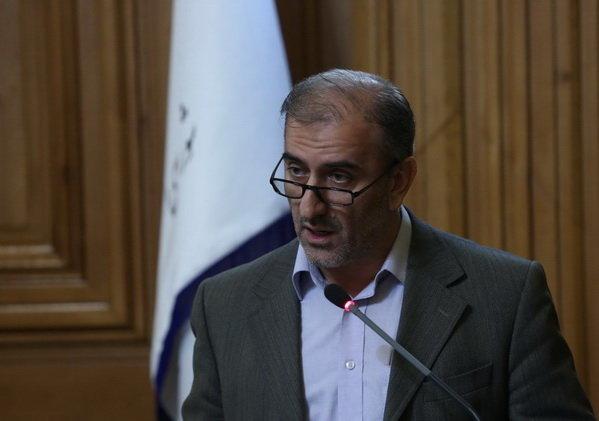 افشین حبیب زاده عضو شورای شهر پتجم تهران