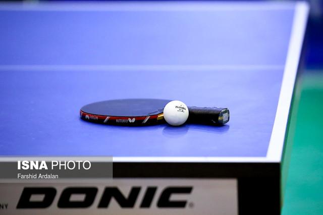 تنیس روی میز/ پینگ پنگ
