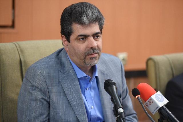 حجت میرزایی معاون شهرداری تهران