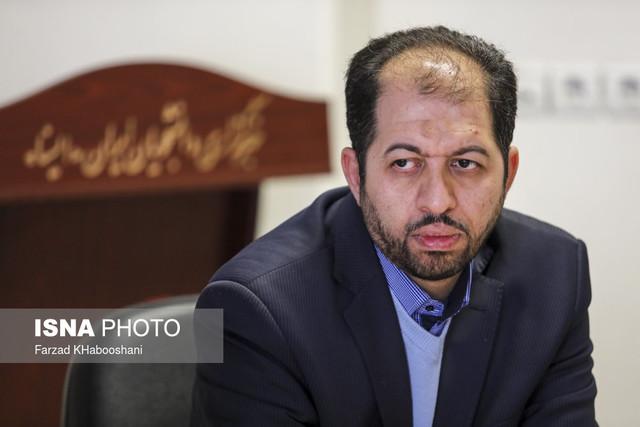 کاظم شریفی، معاون آموزش و پژوهش و فناوری جمعیت هلال احمر کشور