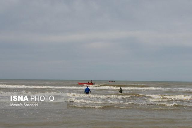 جستوجوی پیکر صیادان مفقود شده در دریا