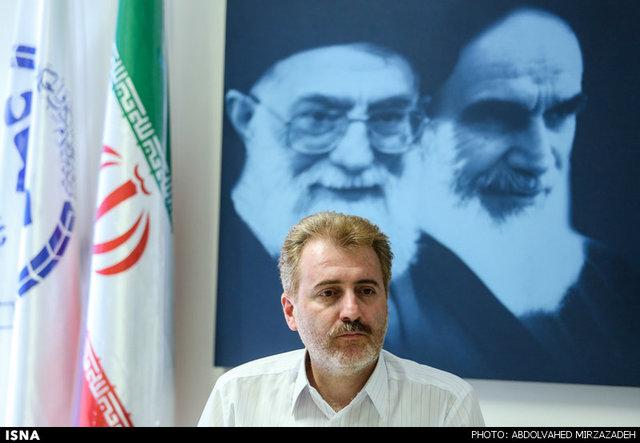 مدیر عامل آب منطقهای یزد