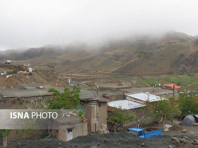 روستای برزج