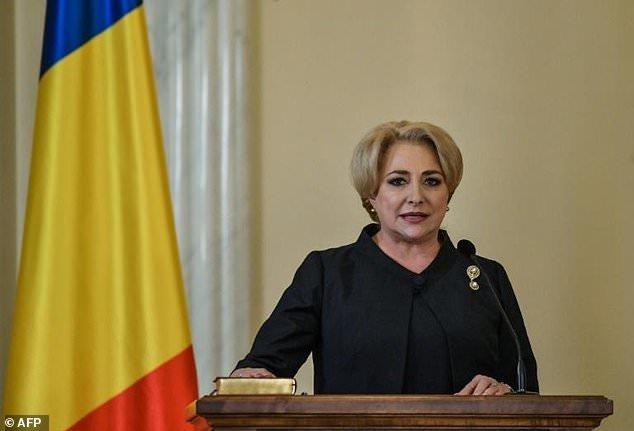 نخست وزیر رومانی