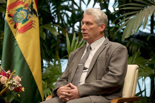 رئیس جمهوری جدید کوبا