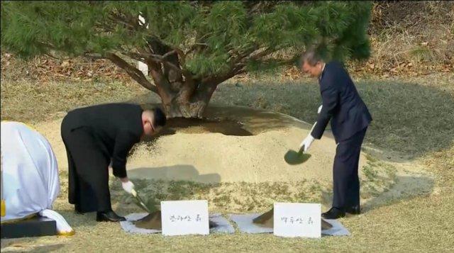 رهبران کره