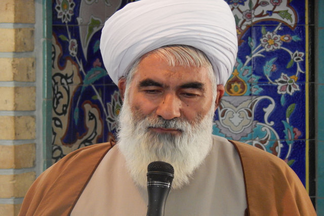 حجتالاسلام شیخ حسن بیات