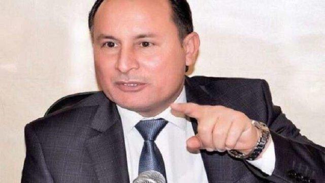 قاسم الزبیدی، مدیر امور مالی حشد شعبی