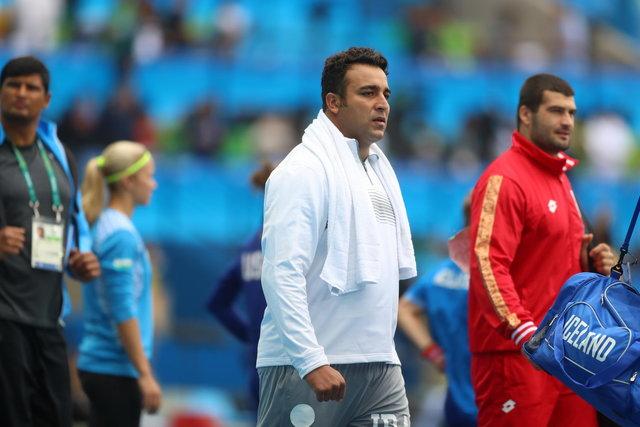 دوومیدانی المپیک 2016 ریو - احسان حدادی