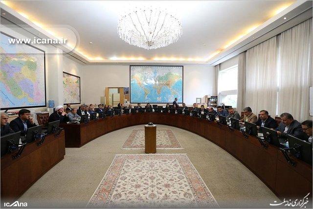 جلسه فراکسیون مستقلین ولایی